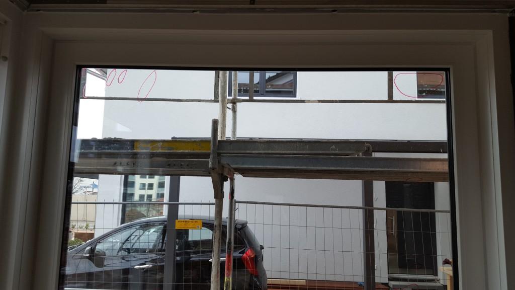 Fensterecke Esszimmer